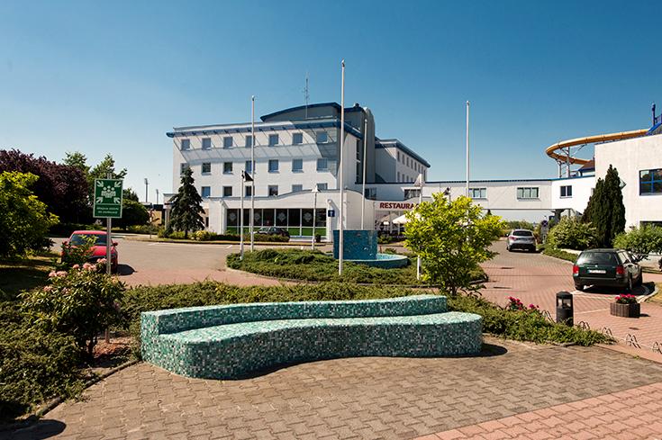 Aqua Hotel w Polkowicach