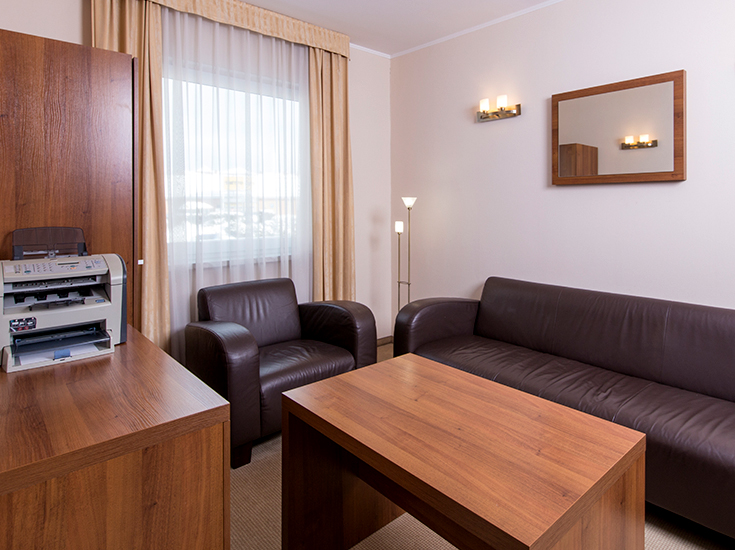 Business Room Aqua Hotel Polkowice