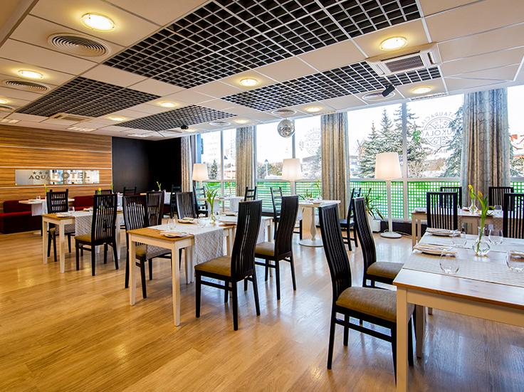 Restauracja Rukola w Polkowicach